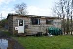 Community hut at Carbeth